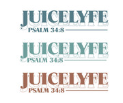 JuiceLyfe Logo - Entry #76