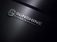 Sunshine Homes Logo - Entry #356