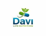 Davi Life Nutrition Logo - Entry #297