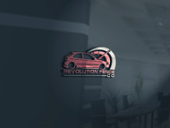 Revolution Fence Co. Logo - Entry #327