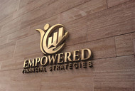 Empowered Financial Strategies Logo - Entry #25