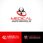 Medical Waste Services Logo - Entry #138