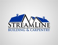 STREAMLINE building & carpentry Logo - Entry #43
