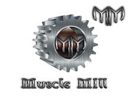 Muscle MIll Logo - Entry #130