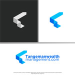 Tangemanwealthmanagement.com Logo - Entry #584