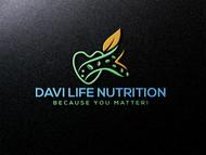 Davi Life Nutrition Logo - Entry #529