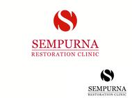 Sempurna Restoration Clinic Logo - Entry #130