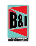 B&D Entertainment Logo - Entry #12