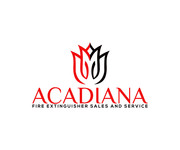 Acadiana Fire Extinguisher Sales and Service Logo - Entry #49
