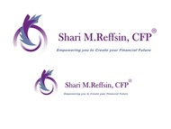 I do not want a brandname in my logo.  If anything, Shari M. Reffsin, CFP, CDFA, CLTC - Entry #58