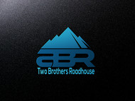 Two Brothers Roadhouse Logo - Entry #169