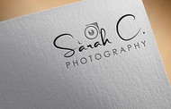 Sarah C. Photography Logo - Entry #82