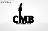 Clay Melton Band Logo - Entry #92