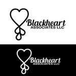 Blackheart Associates LLC Logo - Entry #40
