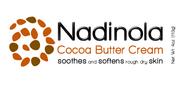 Nadinola Cocoa Butter Cream Logo - Entry #41