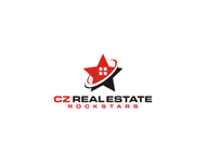CZ Real Estate Rockstars Logo - Entry #46