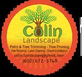 Colin Tree & Lawn Service Logo - Entry #52