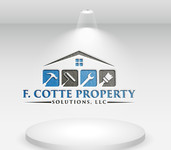 F. Cotte Property Solutions, LLC Logo - Entry #59