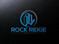 Rock Ridge Wealth Logo - Entry #91