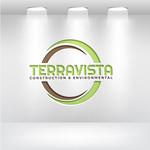 TerraVista Construction & Environmental Logo - Entry #388