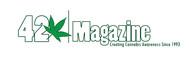 420 Magazine Logo Contest - Entry #42