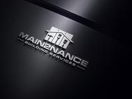 MAIN2NANCE BUILDING SERVICES Logo - Entry #126