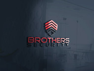 Brothers Security Logo - Entry #6