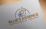 ellie's essence candle co. Logo - Entry #98