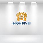 High 5! or High Five! Logo - Entry #44