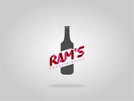 Rams Duty Free + Smoke & Booze Logo - Entry #348