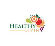 Healthy Livin Logo - Entry #543