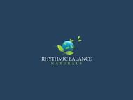 Rhythmic Balance Naturals Logo - Entry #72