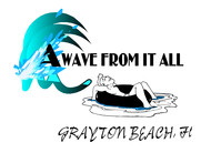 A Wave From It All Logo - Entry #35