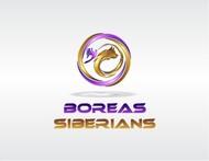 Siberian Husky Logo - Entry #104