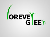 ForeverGreen Logo - Entry #66