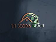 Tuzzins Beach Logo - Entry #4