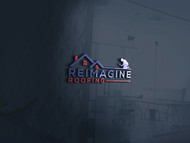 Reimagine Roofing Logo - Entry #12