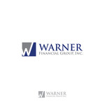Warner Financial Group, Inc. Logo - Entry #75