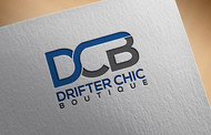 Drifter Chic Boutique Logo - Entry #85