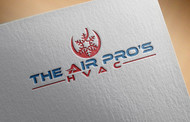 The Air Pro's  Logo - Entry #133