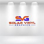 Solar Vinyl Graphics Logo - Entry #314