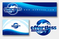 Effortless Pool Service Logo - Entry #48