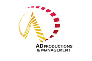 Corporate Logo Design 'AD Productions & Management' - Entry #120