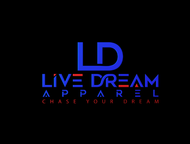 LiveDream Apparel Logo - Entry #386