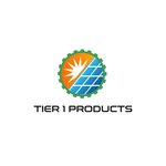 Tier 1 Products Logo - Entry #398