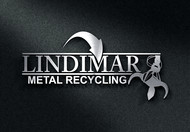 Lindimar Metal Recycling Logo - Entry #358