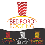 Bedford Roofing and Construction Logo - Entry #8