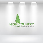 High Country Informant Logo - Entry #68