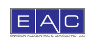 Envision Accounting & Consulting, LLC Logo - Entry #8