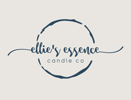ellie's essence candle co. Logo - Entry #115